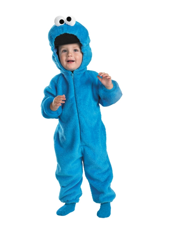Cookie Monster Costume