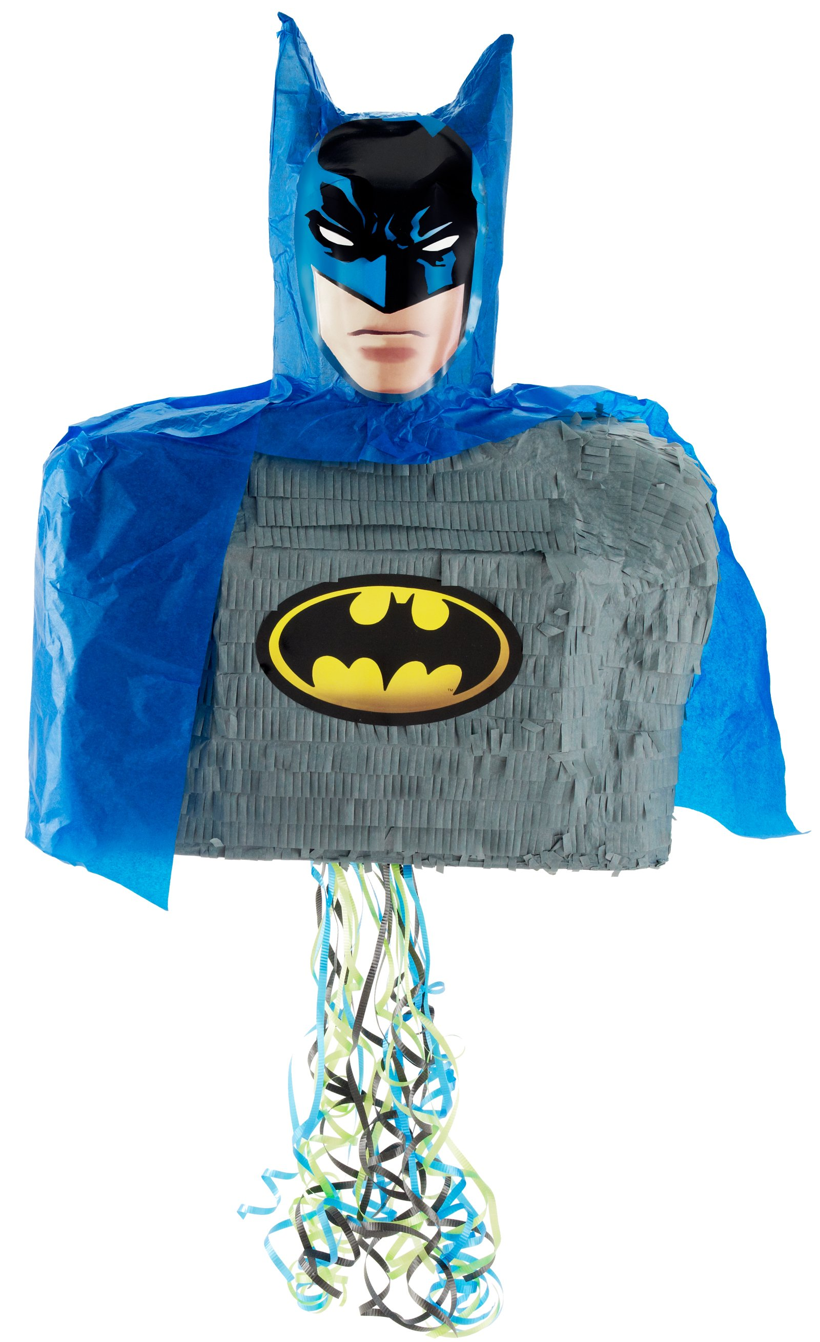 Batman 3D Pull String Pinata