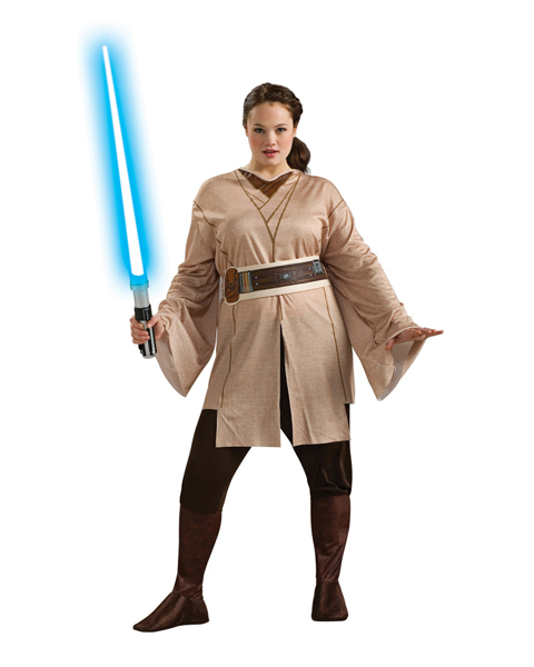 Female Jedi Costume